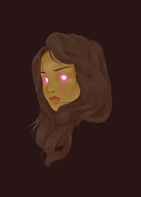 laser_eye_girl